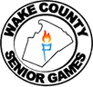 Wake County Senior Games Logo