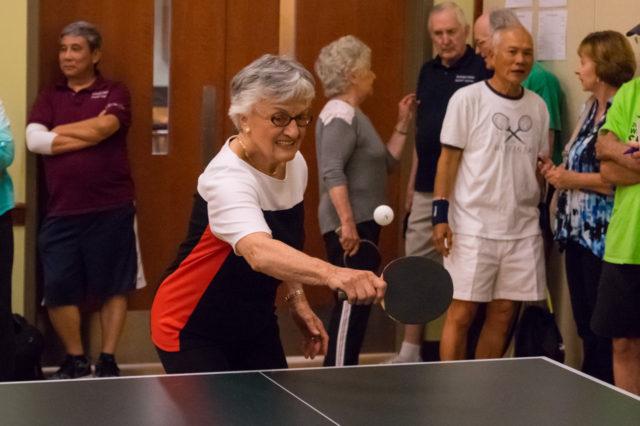 Table Tennis Singles 2016