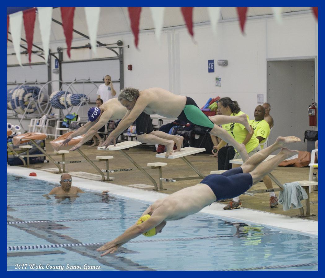 Wake County Senior Games Meet New People Enjoy Healthy